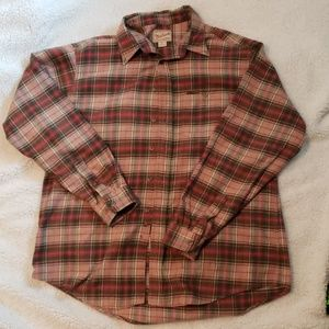 Woolrich Traditional Flannel Shirt